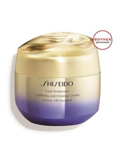 Shiseido Shiseido Vital Perfection Uplifting & Firming 75 ml Nemlendirici Renksiz